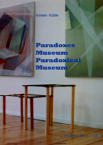 Kirsten Kötter: Paradoxes Museum | Paradoxical Museum. Portfolio 2012/13 